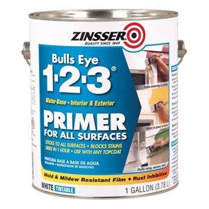 Zinsser Bulls Eye 1-2-3 Primer-Sealer Stain Killer