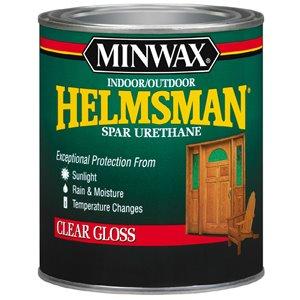 Minwax Helmsman 946ml Clear Spar Urethane