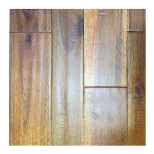 natural floors Amber Acacia Solid Hardwood Flooring Sample