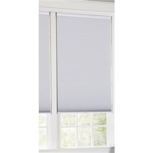 allen + roth 1.5-in Cordless Blackout Cellular Shade