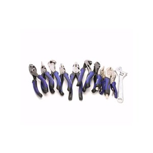 Kobalt 10-Piece Pliers and Wrench Set