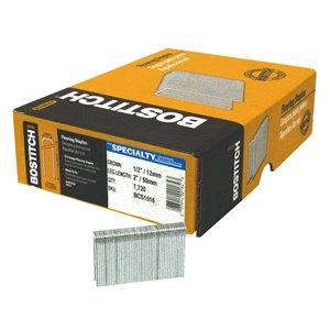 2-in x 1/2-in 15.5-Gauge Hardwood Flooring Staples