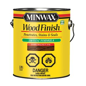 Minwax Wood Finish 3.78L 250 VOC Compliant Oil Wood Finish