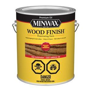 Minwax Wood Finish 3.78L 250 VOC Compliant Oil Wood Finish