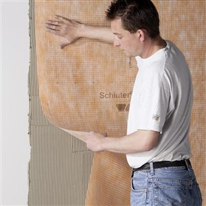 Schluter Systems 3-ft 3-in x 16-ft 5-in Tile Waterproofing Membrane