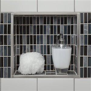 Schluter Systems 12-in x 12-in Shower Niche