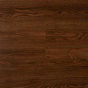 STAINMASTER Gunstock Oak 4-mm Luxury Vinyl Plank  Flooring (6-in W x 36-in L)