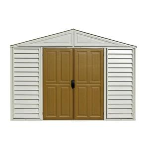 DuraMax Building Products 10-ft x 8-ft Gable Storage Shed