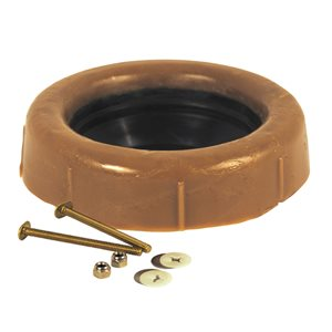 Oatey Jumbo Reinforced with Bolts Toilet Wax Ring