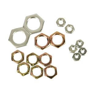 Portfolio 16-Pack Brass/Zinc Lamp Parts