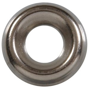 Hillman 5-Count #6 Stainless Steel Standard (SAE) Finishing Washers
