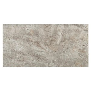 American Olean 12-in x 24-in Carriage Hill Twilight Glazed Porcelain Floor Tile