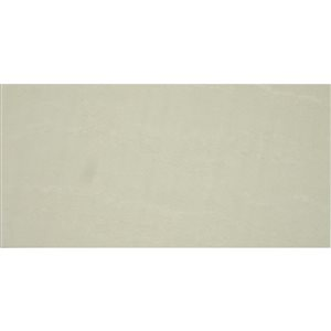 Faber 12-in x 24-in Botticino Polished Porcelain Floor Tile