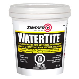 Rust-Oleum WaterTite 355ml Concrete and Masonry Etch and Cleaner