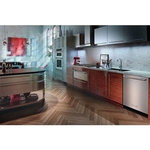 KitchenAid 30-Inch Warming Drawer (Stainless Steel)