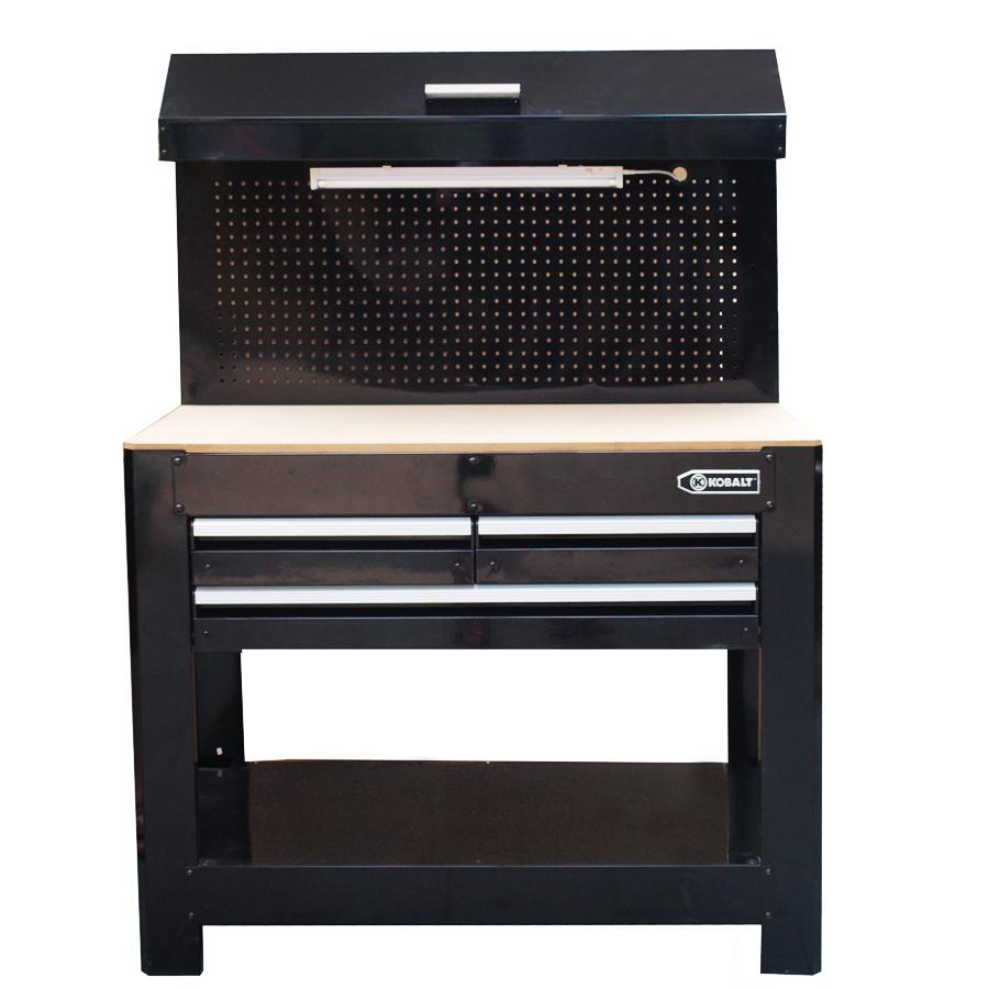 Super Kobalt Heavy Duty 3 Drawer Workbench Customarchery Wood Chair Design Ideas Customarcherynet