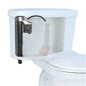 2-in Dia x 7-3/4-in - 10-1/2-in L. Korky Universal QuietFILL Platinum Fit Adjustable Toilet Fill Valve