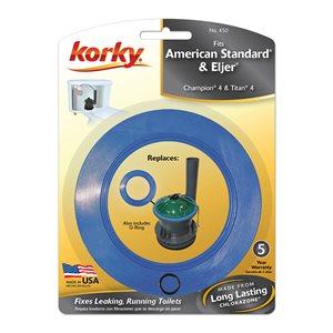 3-in Dia. Korky Toilet Flush Valve Seal -  For American Standard