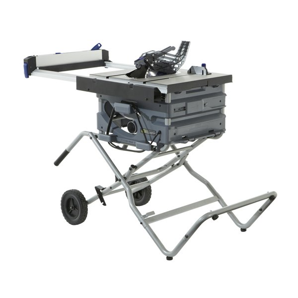 Kobalt 10-in 15 Amp Table Saw with Folding Stand (KT1015