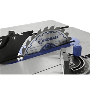 Kobalt 10-in 15 Amp Table Saw with Folding Stand (KT1015)