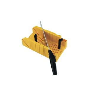 Stanley Clamping Miter Box and Saw