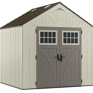Suncast 8-ft x 7-ft Tremont Gable Storage Shed