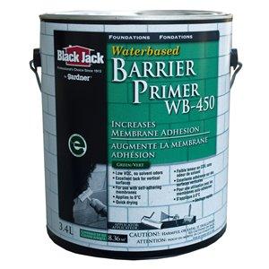 BLACK JACK 3.4 L WB-450 Green Water-Based Barrier Primer