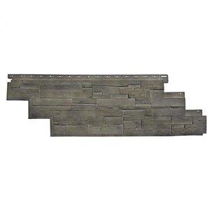 Novik Dry Stack Brownstone Faux Stone Veneer