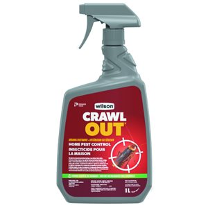 Wilson 33.8-oz Ready-to-Use Home Pest Control Trigger Spray Insecticide