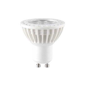 BAZZ 50-Watt/470 Lumens Gu10 Pin Base Dimmable Reflector LED Light Bulb (6-Pack)