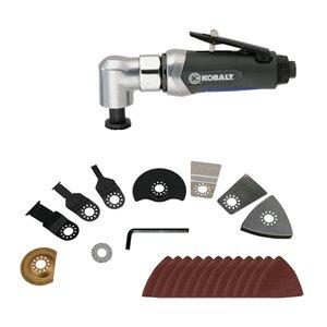 Kobalt 23-Piece Pneumatic Oscillating Tool Kit