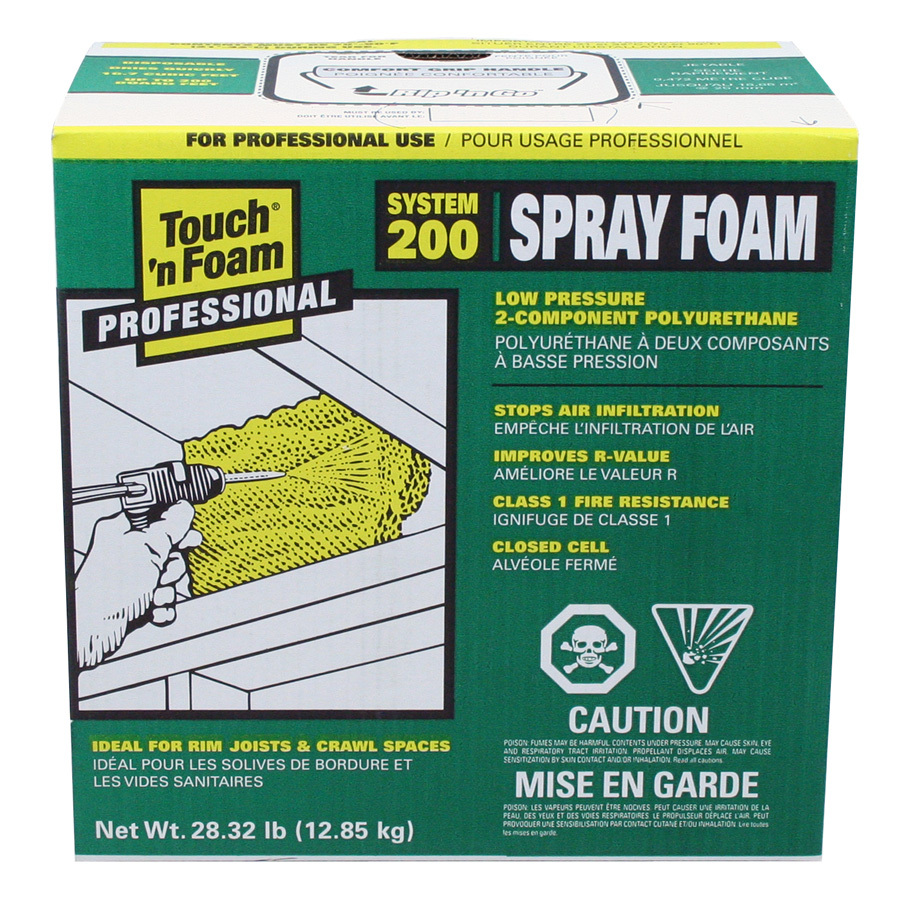 Insulation Spray Foam Attic Insulation Amp More Lowe S