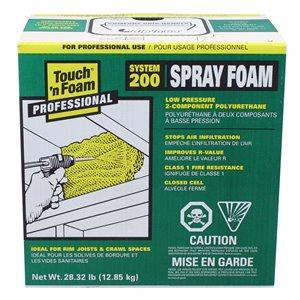 Touch 'n Foam Low Pressure Polyurethane Foam Sealant