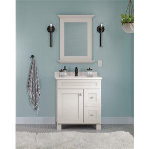 Diamond FreshFit Palencia 30-in Bathroom Vanity
