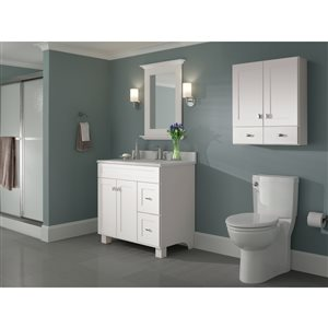 Diamond FreshFit Palencia 36-in Bathroom Vanity
