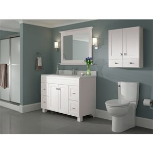 Diamond FreshFit Palencia 48-in Bathroom Vanity