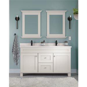 Diamond FreshFit Palencia 60-in Bathroom Vanity