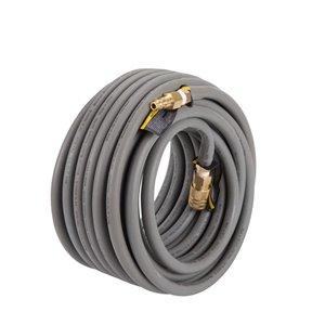 Kobalt 1/4-in x 50-ft Premium Rubber Air Hose