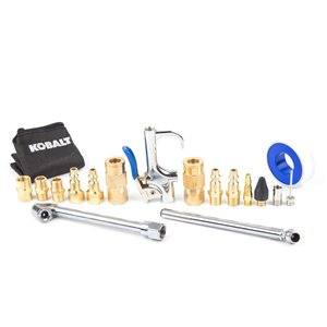 Kobalt 18-Piece Air Tool Accessory Kit