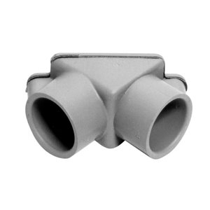 CARLON 3/4-in Pull Elbow Schedule 40 PVC Compatible Schedule 80 PVC Compatible Conduit Fitting