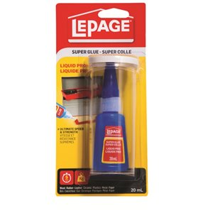 LePage 20ml Liquid Pro Super Glue