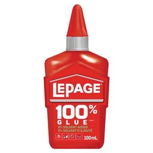 LePage 100% 100mL General Purpose Glue