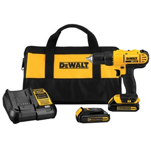 DEWALT 20-Volt Max 1/2-in Variable Speed Cordless Drill (Charger Included)