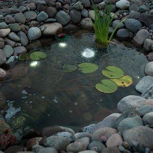 smartpond Mini LED Pond and Landscape Light Kit