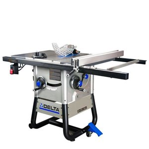DELTA 10-in 13 Amp Contractor Table Saw (36-725)