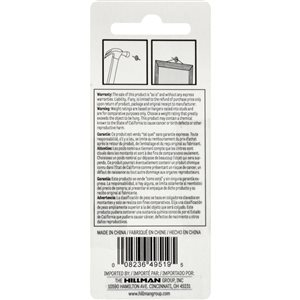 Hillman 4-Pack 40-lbs Quick Picture Hangers