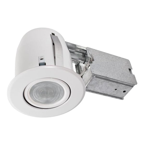 wholesale dealer 04aca fce33 BAZZ 3-7/8-in 7W LED Directional Recessed Light Kit