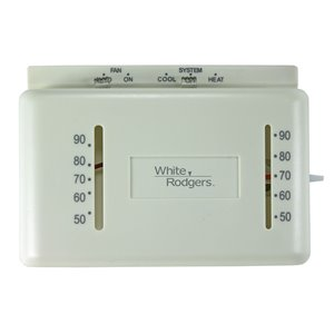 White-Rodgers Horizontal Mechanical Thermostat