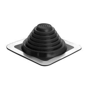 Oatey Master Flash 4-in x 4-in Aluminum Step Flashing