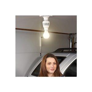 Westek White Motion Sensor Light Control